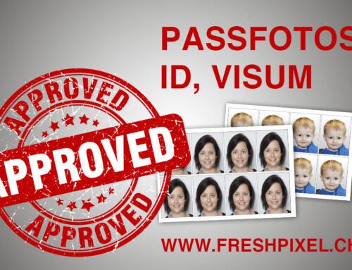 Passfotos und Bewerbungsfotos in Wallisellen